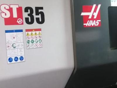 Tokarka Haas ST35